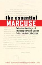 Herbert Marcuse by