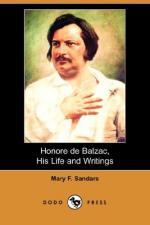 Honore de Balzac by