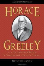 Horace Greeley by