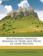 Izaak Walton by