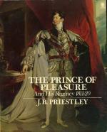 J. B. Priestley by