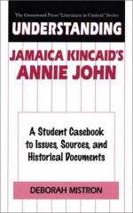 Jamaica Kincaid by