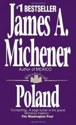 James A(lbert) Michener by