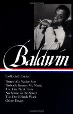 James Arthur Baldwin by James Baldwin