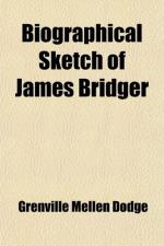 James Bridger by