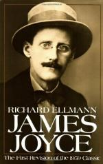 James Joyce by Richard Ellmann