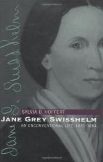 Jane Grey Swisshelm by