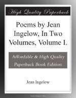 Jean Ingelow by