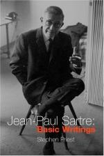 Jean Paul Sartre by