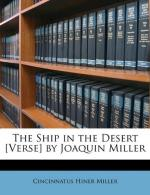 Joaquin Miller by