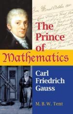 Johann Karl Friedrich Gauss by