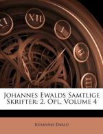 Johannes Ewald by