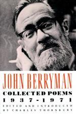 John Berryman by