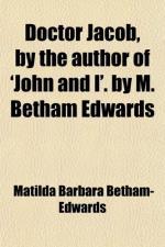 John Edward Jacob by