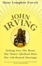 John Irving by