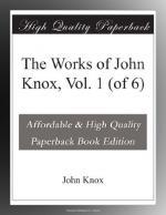 John Knox by