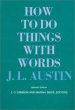 John Langshaw Austin by