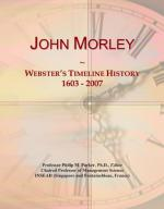 John Morley by