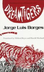 Jorge Luis Borges by Gabriela Mistral