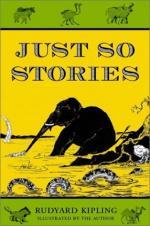 (Joseph) Rudyard Kipling by