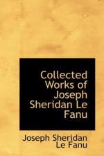 Joseph Sheridan Le Fanu by