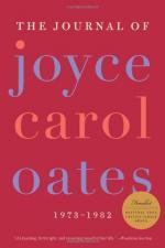 Joyce Carol Oates by