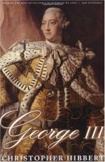 King George III by