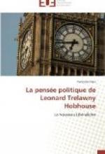 Leonard Trelawny Hobhouse by