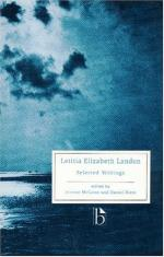 Letitia Elizabeth Landon by