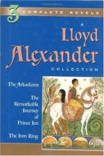 Lloyd (Chudley) Alexander by