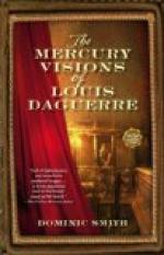 Louis Jacques Mandé Daguerre by