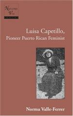 Luisa Capetillo by