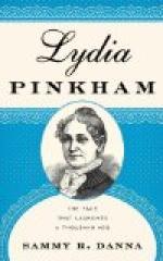 Lydia Estes Pinkham by