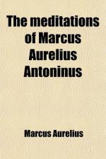 Marcus Aurelius Antoninus by