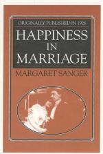 Margaret Higgins Sanger by