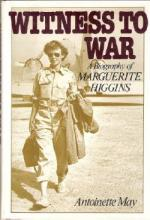 Marguerite Higgins by