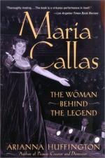 Maria Callas by