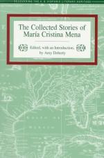 Maria Cristina Mena by