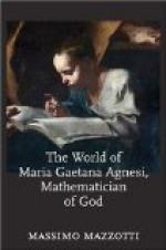 Maria Gaëtana Agnesi by