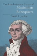 Maximilien François Marie Isidore de Robespierre by