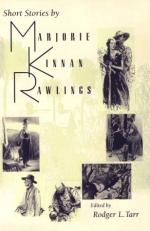 Marjorie Kinnan Rawlings by