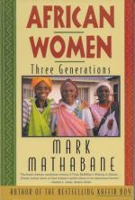 Mark Mathabane by