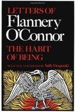 (Mary) Flannery O'Connor by