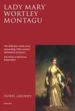 Mary Wortley Montague by