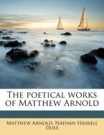 Matthew Arnold by