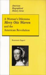 Mercy Otis Warren by
