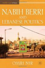 Nabih Berri by