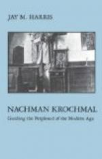 Nachman Kohen Krochmal by