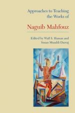 Naguib Mahfouz by