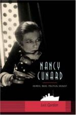 Nancy Cunard by